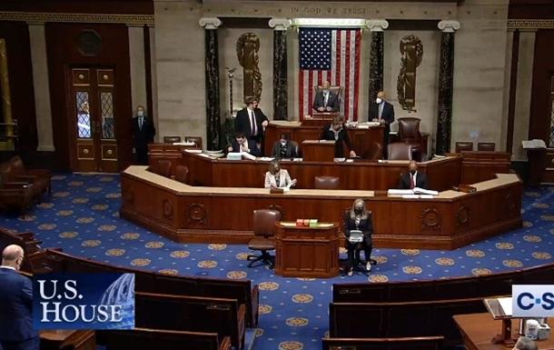 В Конгрессе идут дебаты по импичменту Трампа