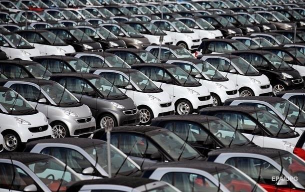 В Украине сократилась продажа электромобилей