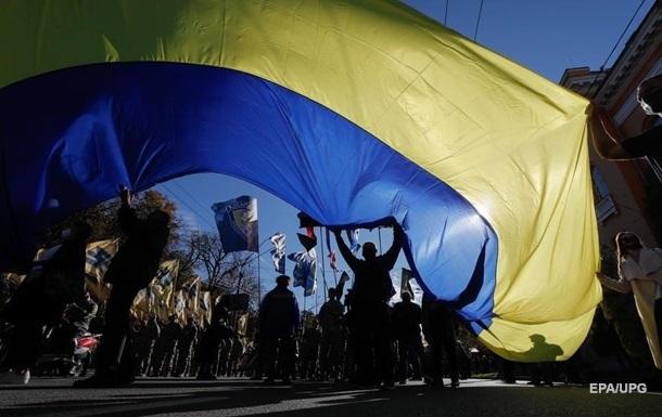 Украина попала в ТОП несчастливых стран