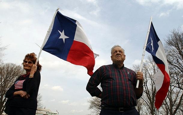 Texit. В Техасе заговорили о выходе из США