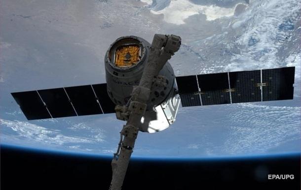 Космічна вантажівка Cargo Dragon приводнилася в Атлантиці