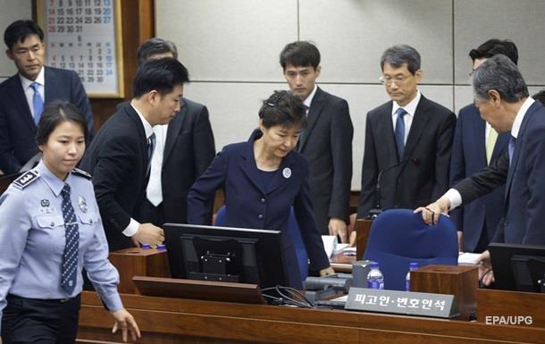 У Південній Кореї суд відправив екс-президента до в язниці на 20 років