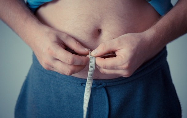 Мужчина развелся и сбросил 111 кг без диеты