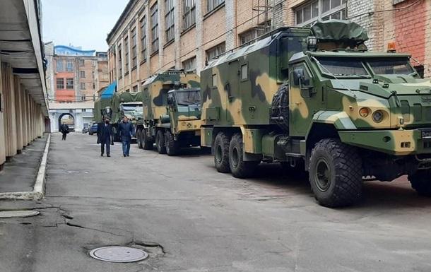 В Украине начато производство ракетных комплексов Нептун