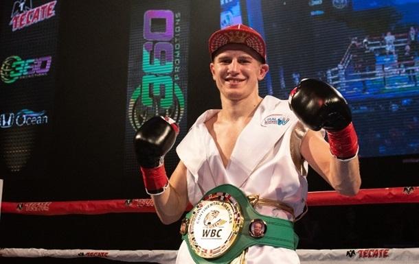 Богачук претендует на звание `Открытие года` по версии WBC