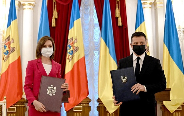 Президент Молдовы оценила визит в Украину