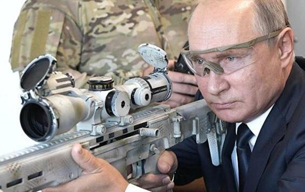 Putin began preparations for the opposition`s return