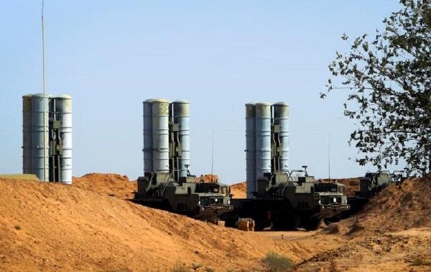 Беларусь намерена купить у РФ системы ПВО С-400