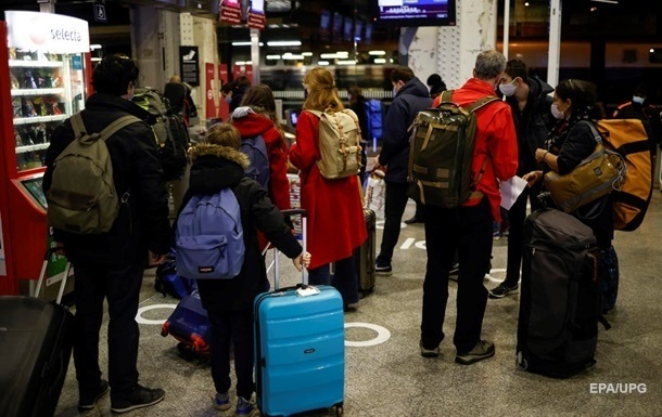 Для украинцев изменили правила въезда в США