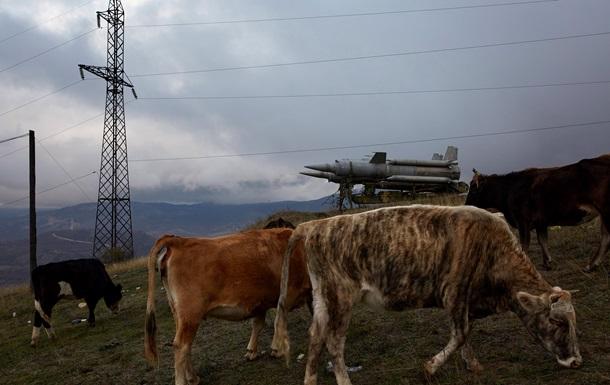 'Чудовищные преступления'. Доклад AI по Карабаху