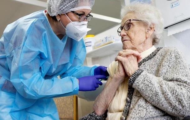 У Німеччині від коронавірусу вакцинували один відсоток населення