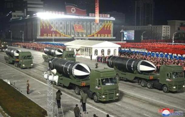 КНДР показала  наймогутнішу зброю в світі