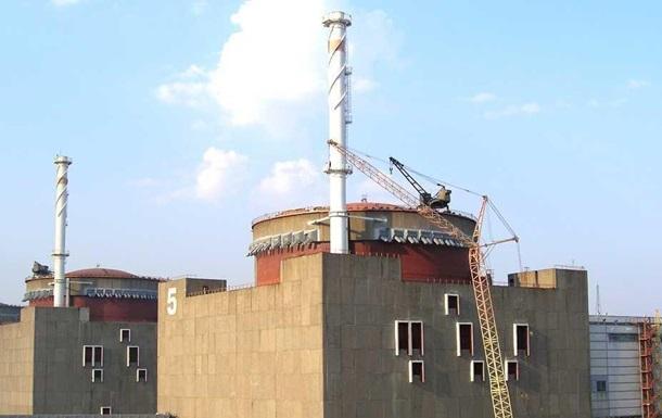 На Запорожской АЭС впервые работают все энергоблоки