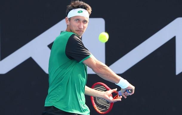 Стаховский: Впервые пройти квалификацию Australian Open в 35 лет - приятный подарок для меня