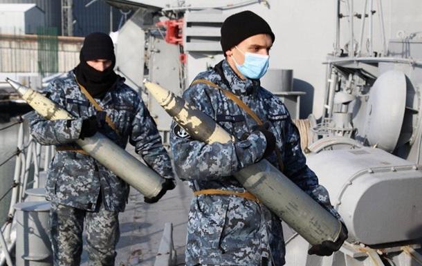 В ВМС идет подготовка к боевой готовности