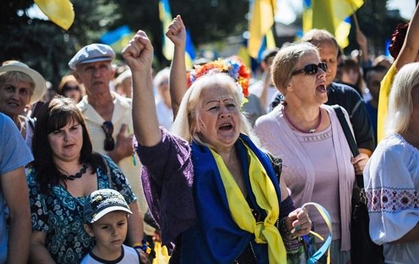 За год пенсии в Украине выросли почти на 14%