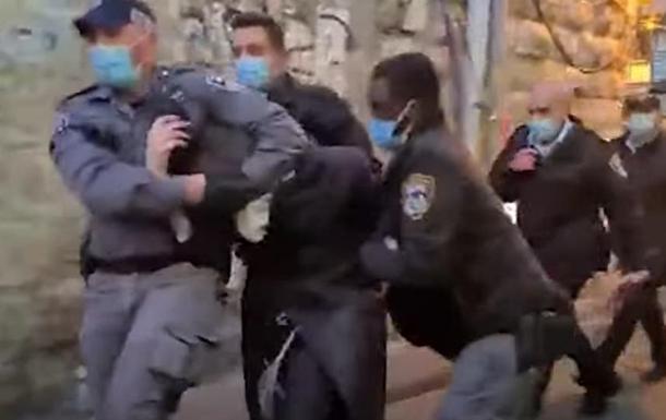 В Єрусалимі ортодокси закидали поліцію камінням