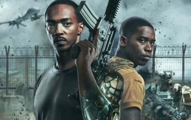 Фильм Netflix впервые вышел с украинской озвучкой