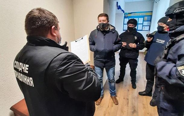В Николаевском горсовете прошли обыски