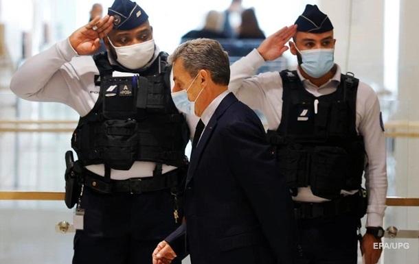 У Франції проти Саркозі почали розслідування через гроші з РФ