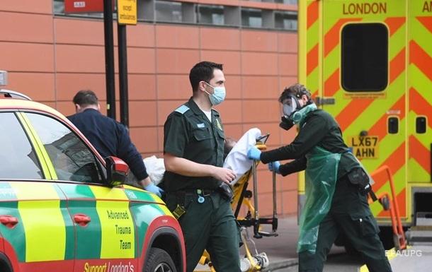 В Британии выявлен  бразильский  штамм коронавируса