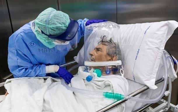 У Бразилії медики вибирають, кого з COVID-хворих рятувати