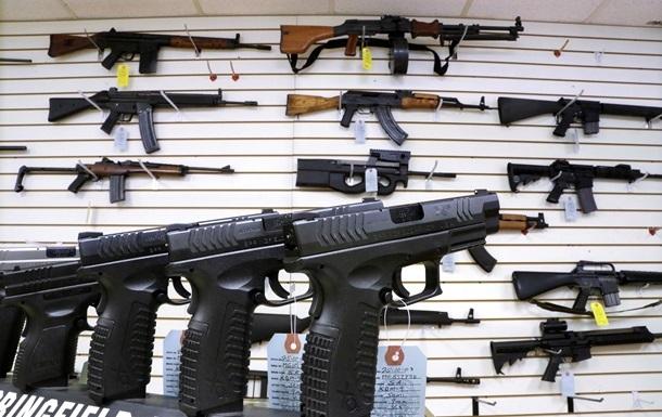 У США значно зріс попит на вогнепальну зброю