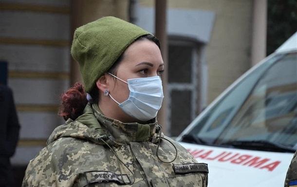 В ВСУ за сутки 70 новых случаев коронавируса