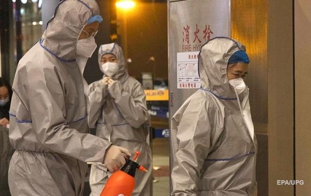 Китай за пять дней построил COVID-госпиталь на 1,5 тысячи палат – СМИ