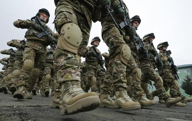 Украина заняла 25 место в рейтинге военной силы