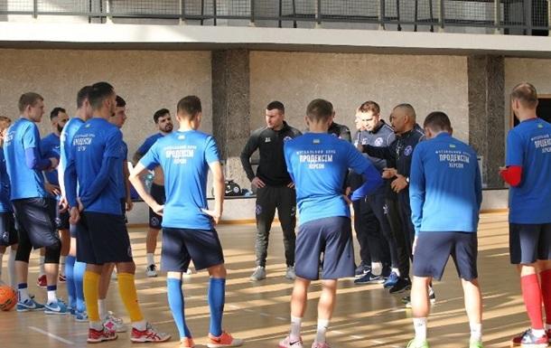 Продэксим разгромил Шкупи в Лиге чемпионов