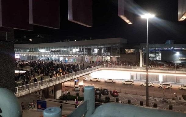 В аэропорту Франкфурта проходит спецоперация - СМИ