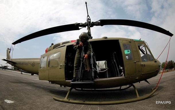 На Філіппінах сім військових загинули при аварії вертольота