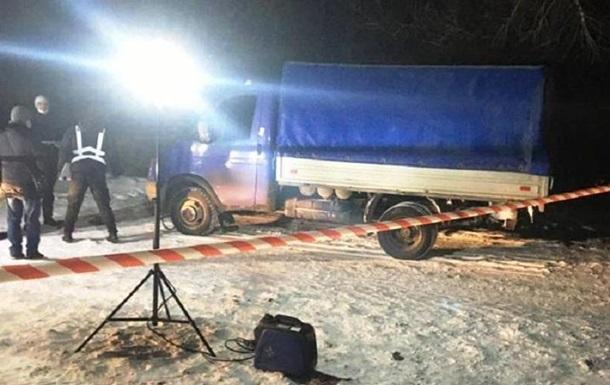 В Донецкой области полицейский застрелил предпринимателя за вырубку леса