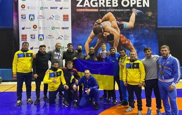 Беленюк и Насибов выиграли золото на Гран-при в Загребе