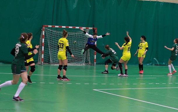 Галичанка вышла в четвертьфинал Европейского кубка по гандболу