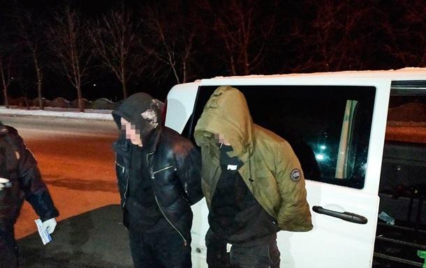 Под Николаевым накрыли криминальную сходку