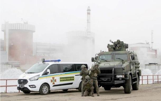 Возле Южно-Украинской АЭС незаконно летал дрон