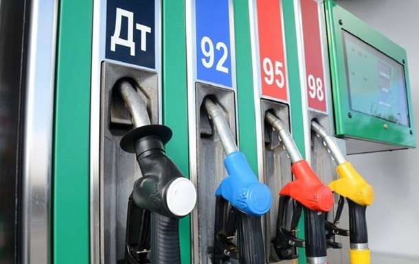 Рынок бензина в Украине достиг двух миллионов тонн