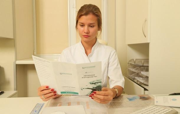 Новітній метод лікування катаракти, водним потоком