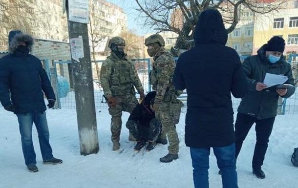 В Сумской области полиция задержала торговца взрывчаткой