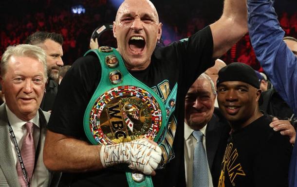 WBC назвал лучших бойцов года