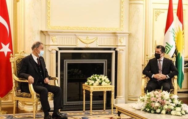 Что задумал Эрдоган в отношении курдов и Иракского Курдистана?