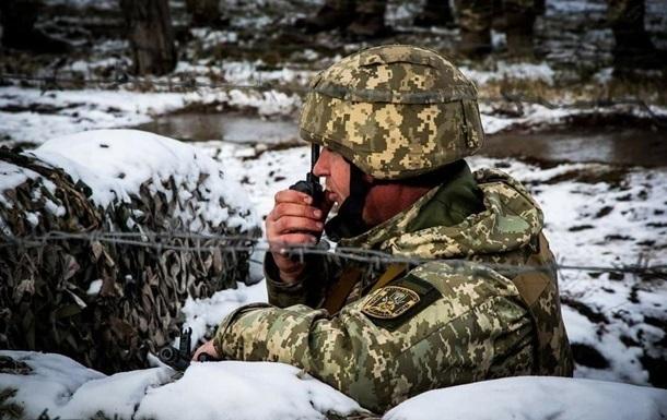 Доба в ООС: два обстріли, без втрат у ЗСУ