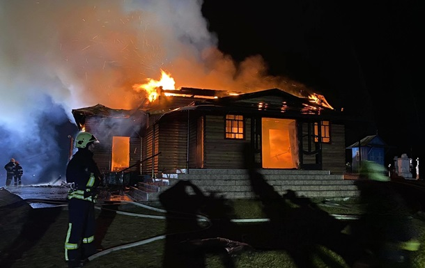 В Украине за сутки на пожарах погибли 17 человек