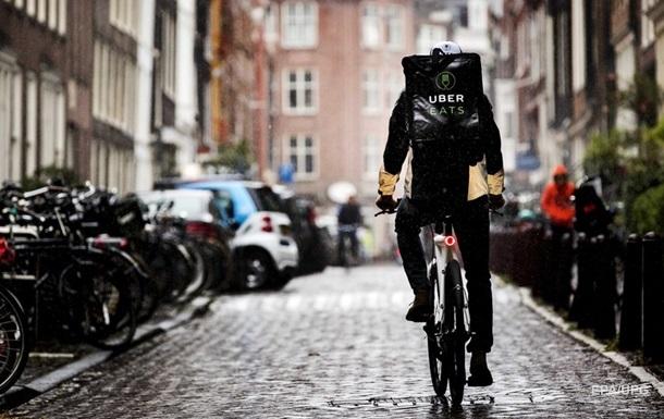 У Нідерландах на тлі локдауну з явилася в продажу уніформа кур єрів