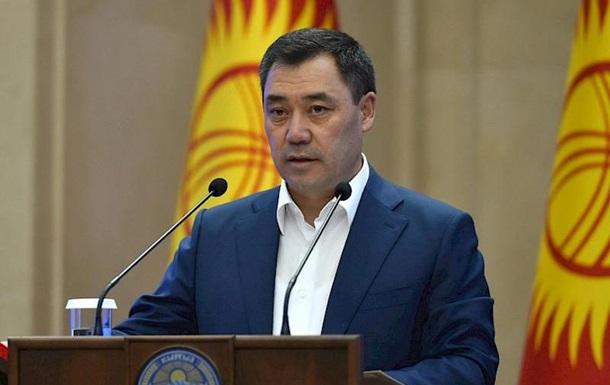 Садыр Жапаров признан избранным президентом Кыргызстана