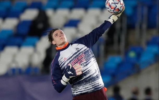 Лунин - второй самый молодой вратарь-дебютант в Реале при Зидане