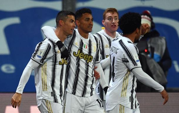 Ювентус переміг Наполі і завоював Суперкубок Італії
