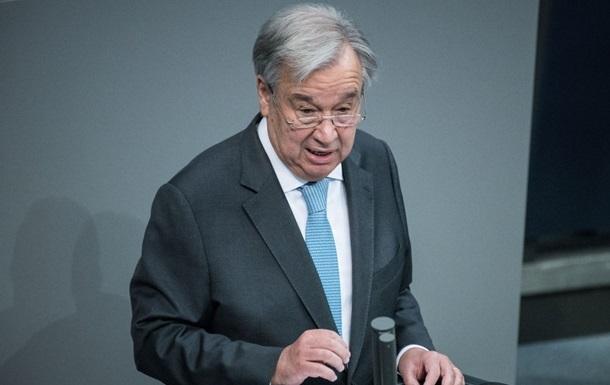 Генсек ООН отреагировал на возвращение США в ВОЗ